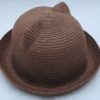 Bunny_hat_Brown