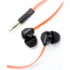 Earphones_orange_Veho
