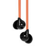 Earphones_orange_Veho_2