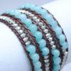 Ladies_bracelet_Aqua_beed_LB1_2