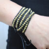 Ladies_bracelet_Gold_beed_LB2_3