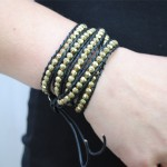 Ladies_bracelet_Gold_beed_LB2_3