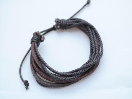 Mens_bracelet_Black_brown_BM1_2