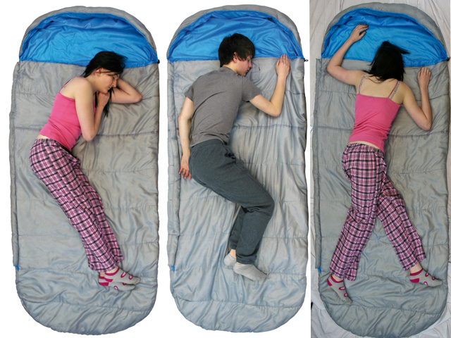 sleephaven-sleeping-bag