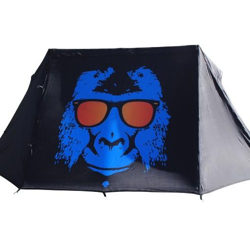 Funkey-Monkey-Tent  sc 1 st  Festival Essentials & Funky Monkey Tent - Funky Monkey - Cool Festival Tents