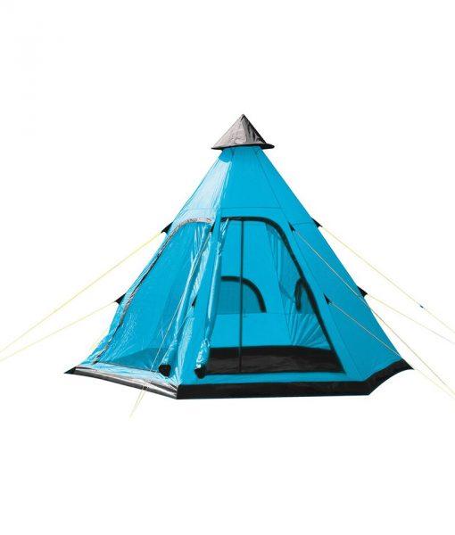 Blue-Teepee-Tent