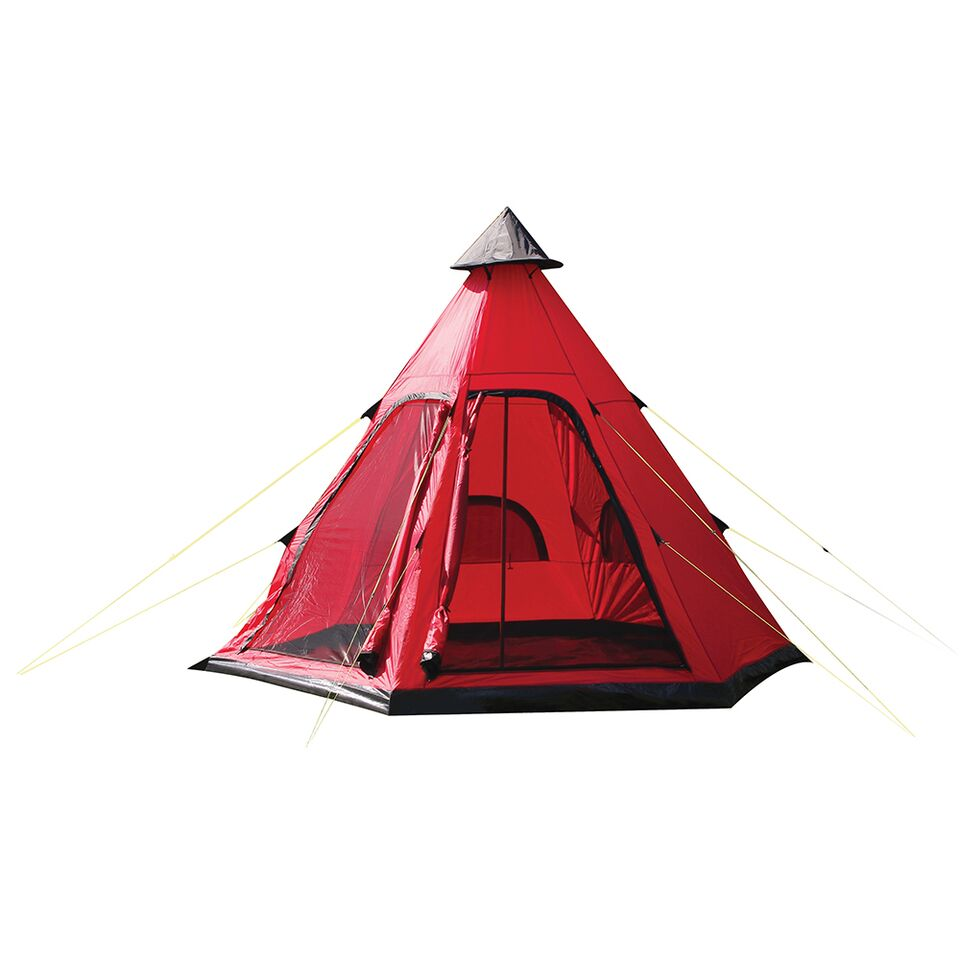 4 Man Teepee Tipi Tent Perfect For Festivals