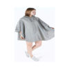 Grey rain coat-new